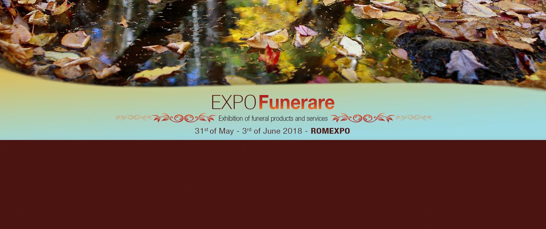 Expo funerare 2018